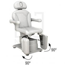 Fotel podologiczny elektryczny Optima R320 #4
