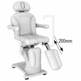 Fotel podologiczny elektryczny Optima R320 #5