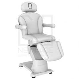 Fotel kosmetyczny elektryczny 2w1 optima