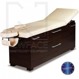 Leżanka Kosmetyczna Do Masażu Spa Optima 2 Venge #1