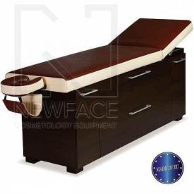 Leżanka Kosmetyczna Do Masażu Spa Optima 2 Hot