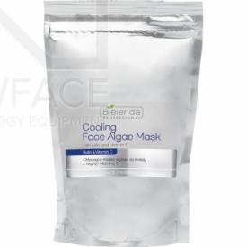 Bielenda chłodząca maska algowa z rutyną i witaminą c 190g #1