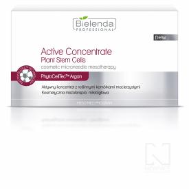 Bielenda Aktywny koncentrat z roślinnymi komórkami macierzystymi, 10 x 3ml