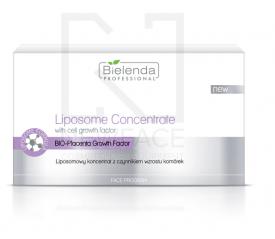 Bielenda Liposomowy koncentrat z czynnikiem wzrostu komórek, 10 x 3 ml