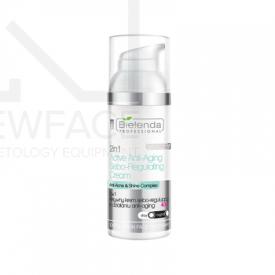 Bielenda Aktywny krem sebo-regulujący o działaniu anti-aging +40 2w1, 50 ml