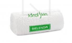Bielenda Ręcznik frotte z logo 70 x 140 – biały