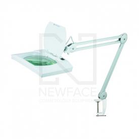 lampa led z lupą 5D (108x) prostokątna #2