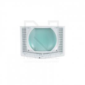 lampa led z lupą 5D (108x) prostokątna #3