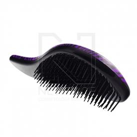 Szczotka Detangler Long Purple Zebra #2