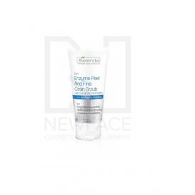 Bielenda Enzymatyczny peeling drobnoziarnisty do twarzy z papainą i bromelainą 2 w 1, 150 g