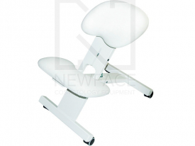 Krzesło ergonomiczne Ergo-Office White #2