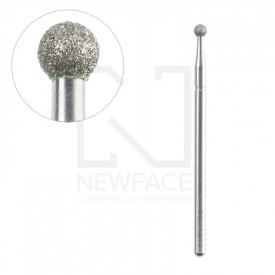 Frez Diamentowa Kulka 2,5/2,5mm Acurata