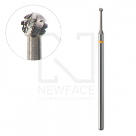 Frez Stalowa Kulka 1,6/1,6mm Acurata #2