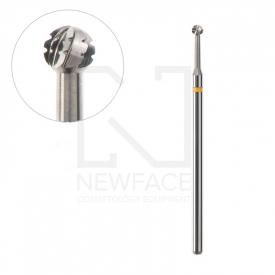 Frez Stalowa Kulka 2,3/2,3mm Acurata