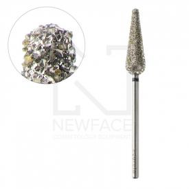 Frez Diamentowy Stożek 6,0/20,0mm Acurata