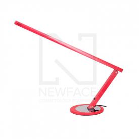 Lampa Na Biurko Slim 20W Czerwona