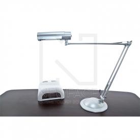 Lampa Na Biurko Eco Silver #1