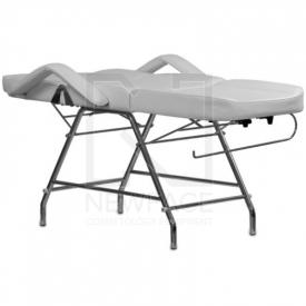 Fotel Kosmetyczny A 211 Biały #3