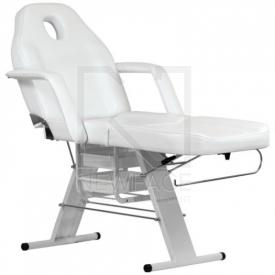 Fotel Kosmetyczny A 202 Z Kuwetami Biały #3