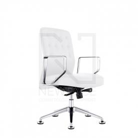 Fotel Kosmetyczny Rico 299 Biały #2