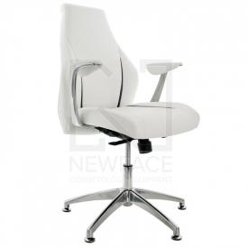 Fotel Kosmetyczny Rico 206 Biały