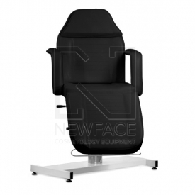 Fotel Kosmetyczny Hydrauliczny A 210 Czarny #1
