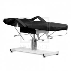 Fotel Kosmetyczny Hydrauliczny A 210 Czarny #2