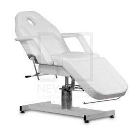 Fotel Kosmetyczny Hydrauliczny A 210 Biały
