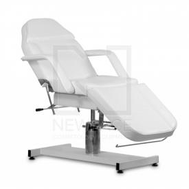 Fotel Kosmetyczny Hydrauliczny A 210 Biały #6