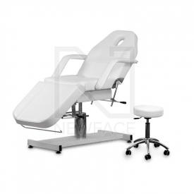 Zestaw Fotel 210 + Taboret Am303