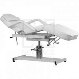 Fotel Do Pedicure Hydrauliczny A 210C Biały #1