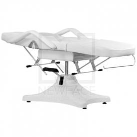 Fotel Kosmetyczny Hydrauliczny A 234 Biały #2