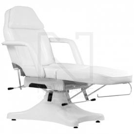Fotel Kosmetyczny Hydrauliczny A 234 Biały #3