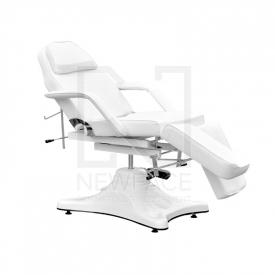 Fotel Do Pedicure Hydrauliczny A 234C Biały