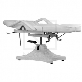 Fotel Do Pedicure Hydrauliczny A 234C Biały #3
