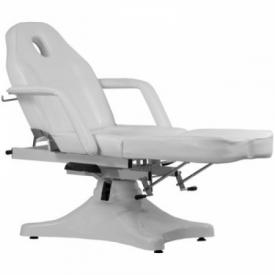 Fotel Do Pedicure Hydrauliczny A 234C Biały #4
