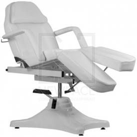 Fotel Do Pedicure Hydrauliczny A 234C Biały #9