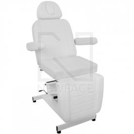 Fotel Kosmetyczny elektryczny Azzurro 705 Biały #2