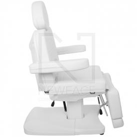 Fotel Kosmetyczny Elektr. Azzurro 803A 2 Siln. Biały #6