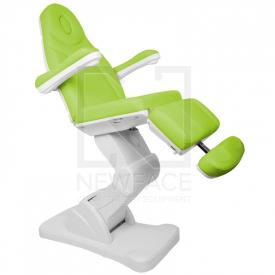 Fotel Kosmetyczny Elektr. 5544 Zielony #3