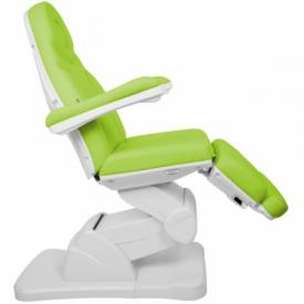 Fotel Kosmetyczny Elektr. 5544 Zielony #7