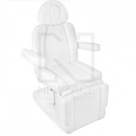 Fotel Kosmetyczny Elektr. Azzurro 708a 4 Siln. Biały #6