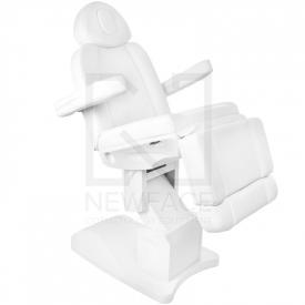 Fotel Kosmetyczny Elektr. Azzurro 708a 4 Siln. Biały #8