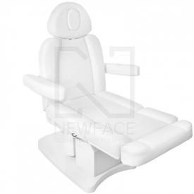 Fotel Kosmetyczny Elektr. Azzurro 708a 4 Siln. Biały #9
