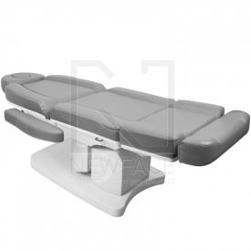 Fotel Kosmetyczny Elektr. Azzurro 708a 4 Siln. Szary #3