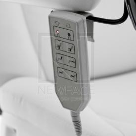 Fotel do pedicure Elektryczny Azzurro 870S Biały #3