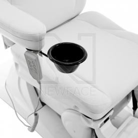 Fotel do pedicure Elektryczny Azzurro 870S Biały #4