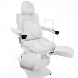 Fotel do pedicure Elektryczny Azzurro 870S Biały #9