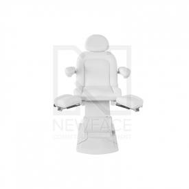 Fotel do pedicure Elektryczny Fabio Biały #2