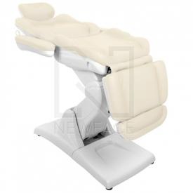 Fotel Kosmetyczny Elektr. Azzurro 870 3 Siln. Latte #2